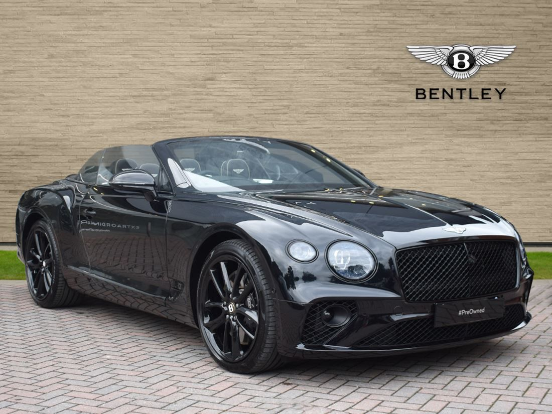 BENTLEY CONTINENTAL GT CONVERTIBLE Sports cars for