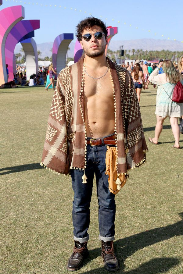 fancy coachella outfit male summer