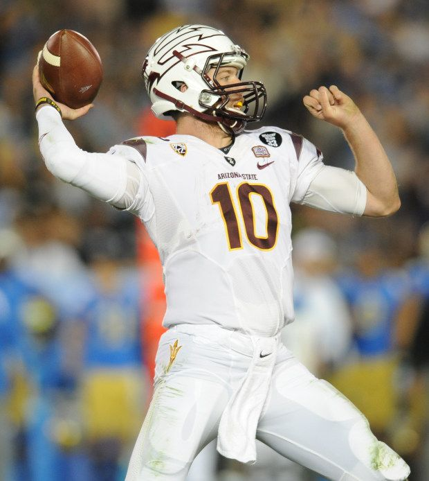 2013 Arizona State Icy White Nike Uniform Arizona State