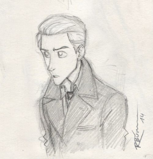 another draco sketch