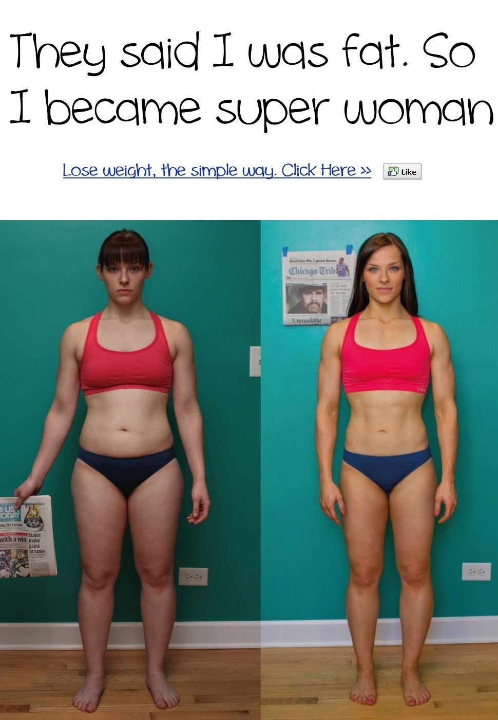 Extreme Weight Loss Photos That Get Super Real About the Journey