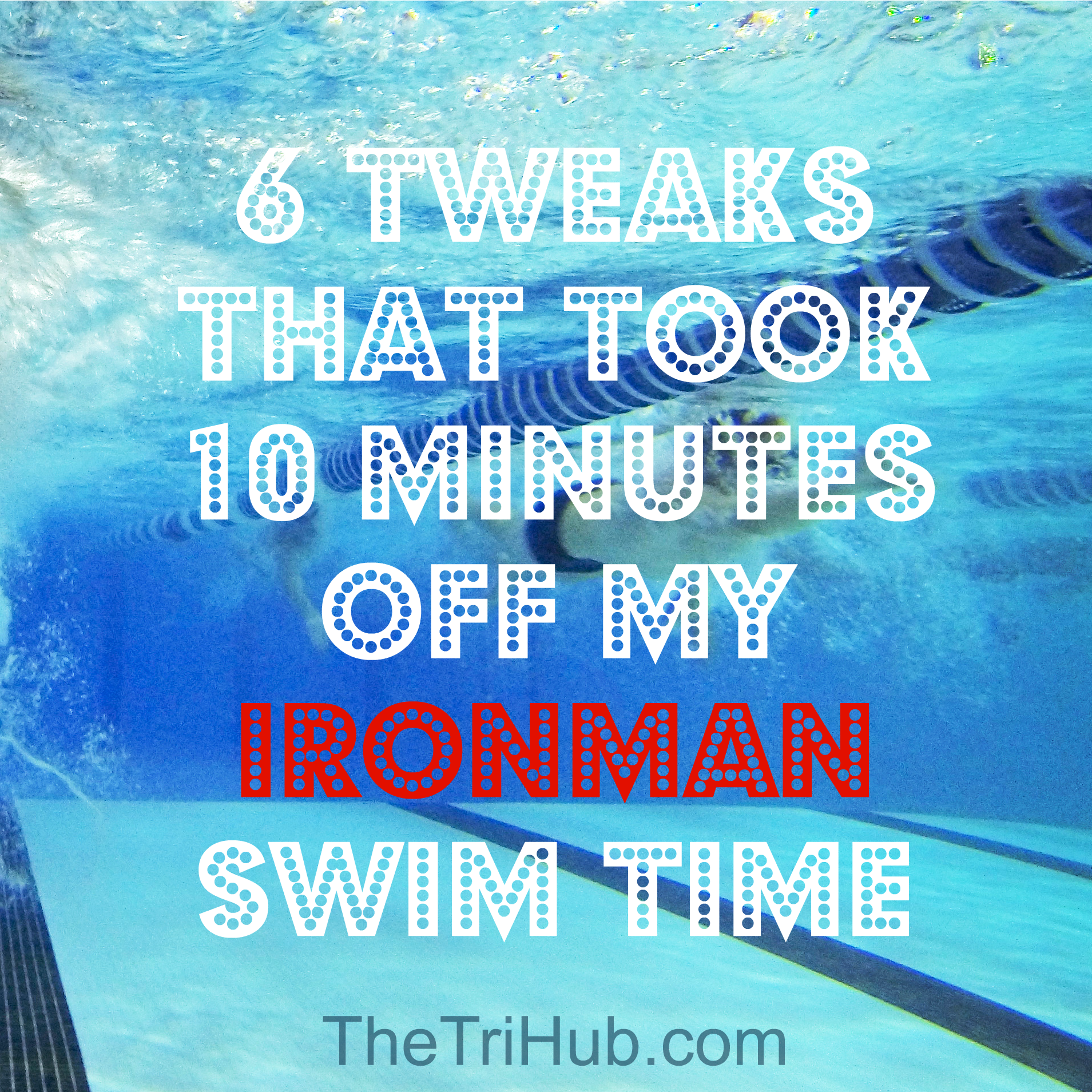 Strength Training For Triathletes: 6 Tweaks That Took 10 Minutes Off My Ironman Swim Time