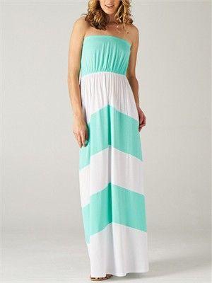 Special Dresses : Maternity Maxi Dress Mint Maternity Maxi Dress ...