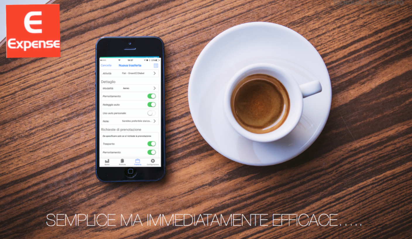 eExpense per Android Marketing, Smartphone, Iphone
