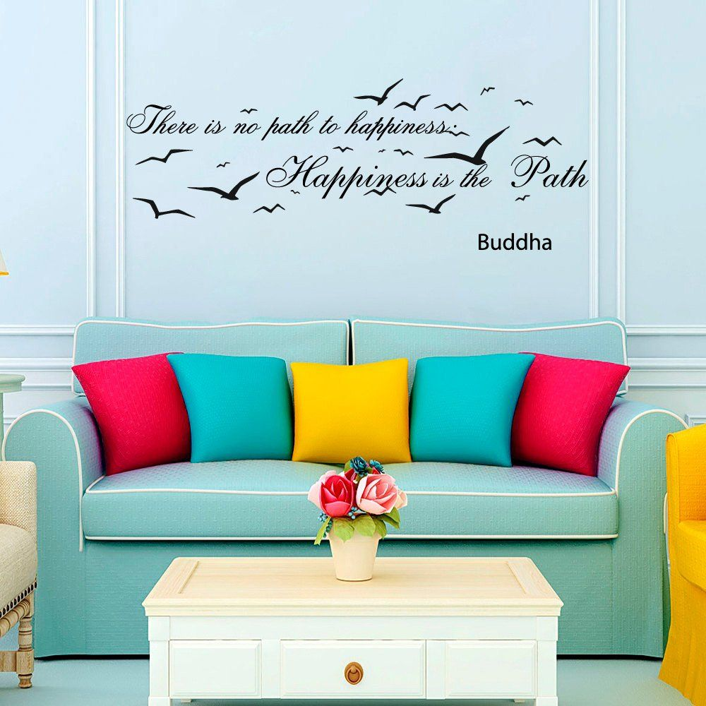 Wall decor quotes uk