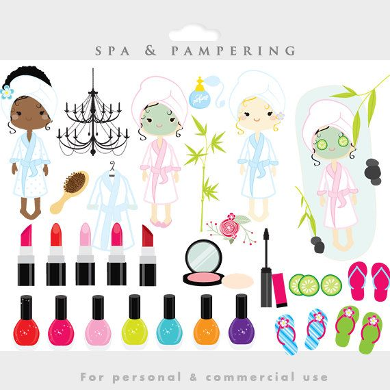 Princess Nail Art Salon Manicure Game For Girls Free: Sleepover Clip Art, Slumber Party, Fashion