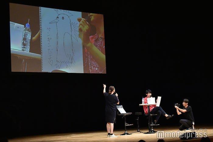 (画像2/38) 吉沢亮、10年前のオーディション映像にセルフツッコミ「眉毛ほっそ!」 10周年イベントでファンと交流