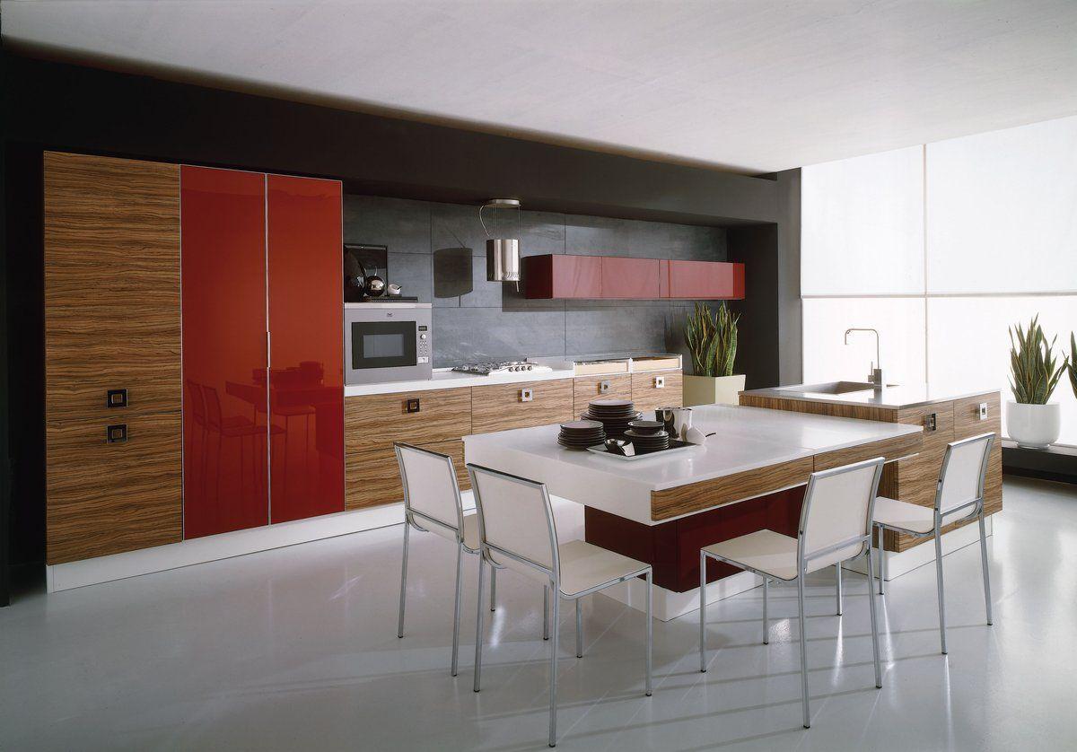 Dalí - The polymeric kitchen