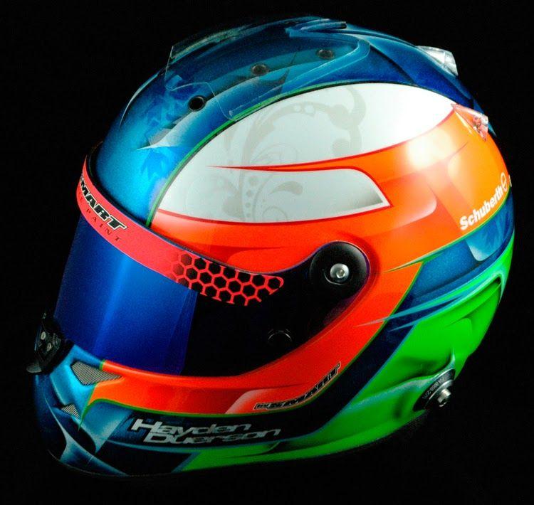 Schuberth SF1 H.Duerson 2014 by Smart Race Paint