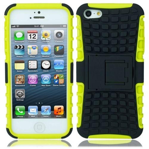 Protective, Rugged TPU Hard Case Cover for iPhone 5