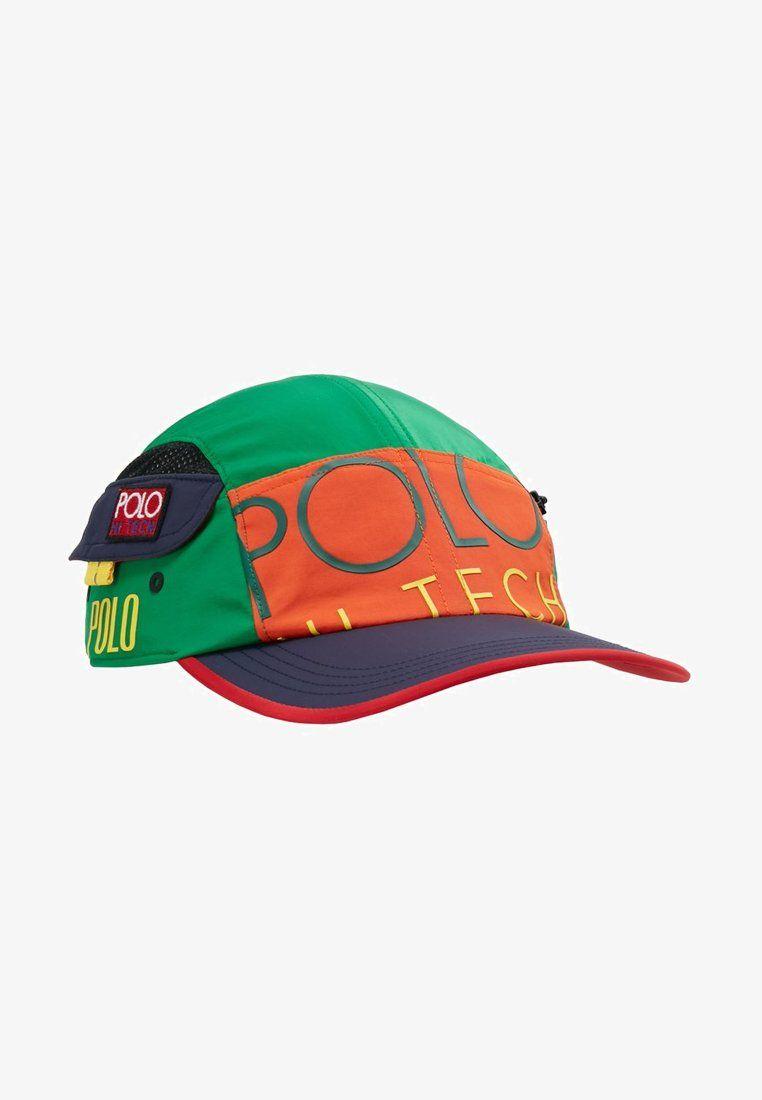 Polo Ralph Lauren HI TECH PANEL CAP - Cap - bittersweet green -  Zalando.co.uk 94c72516a36a