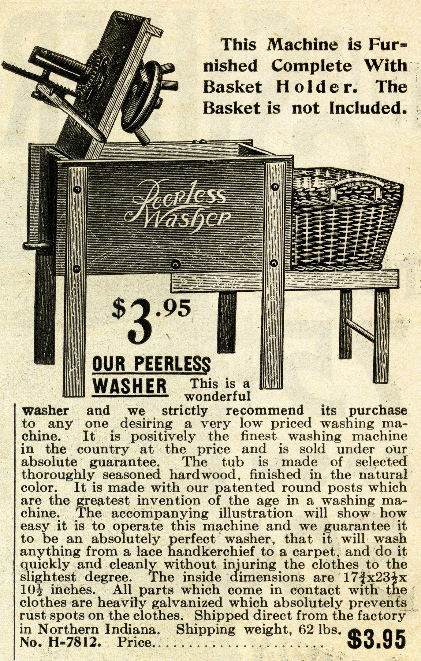 Antique washing machines free clip art old design shop