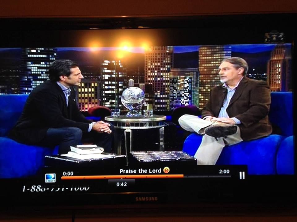 Interview on TBN!