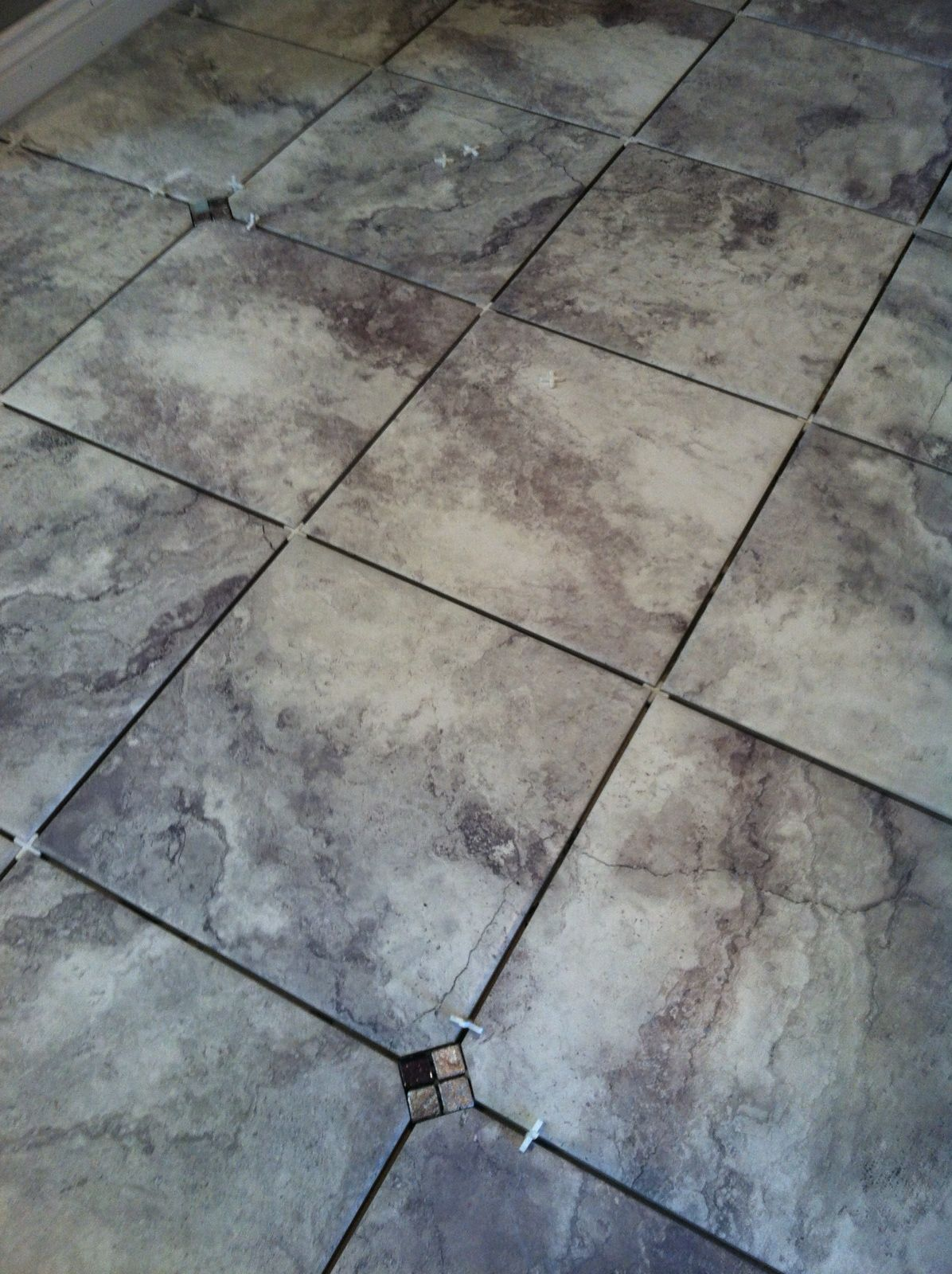 Master bathroom floor over radiant heated floor keep - How do heated bathroom floors work ...