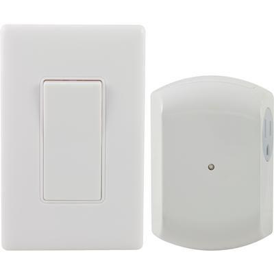 Defiant Defiant Wireless Remote Wall Switch Light Control
