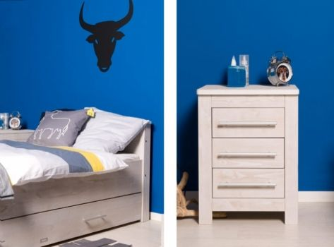 Jannik tienerkamer van bopita meubels voor de for Bopita sofie babykamer