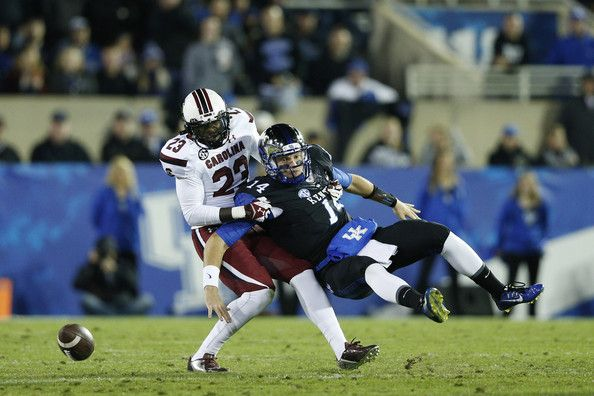 Patrick Towles Photos Photos: South Carolina v Kentucky ...
