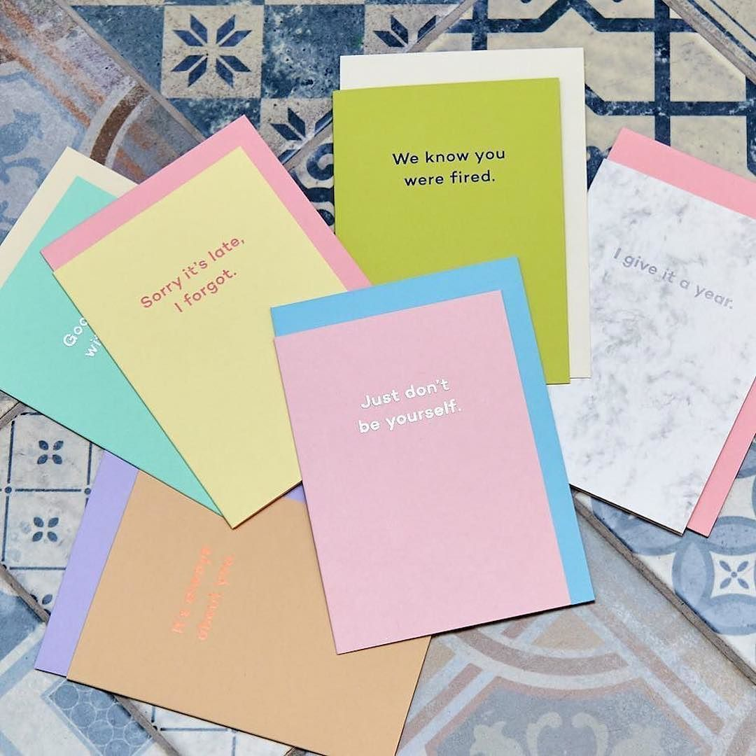 Repost libertylondon new at liberty beautiful cards brutal words we welcome who make greetings cards for those you love and those you love to hate discover now in the paper room on g m4hsunfo