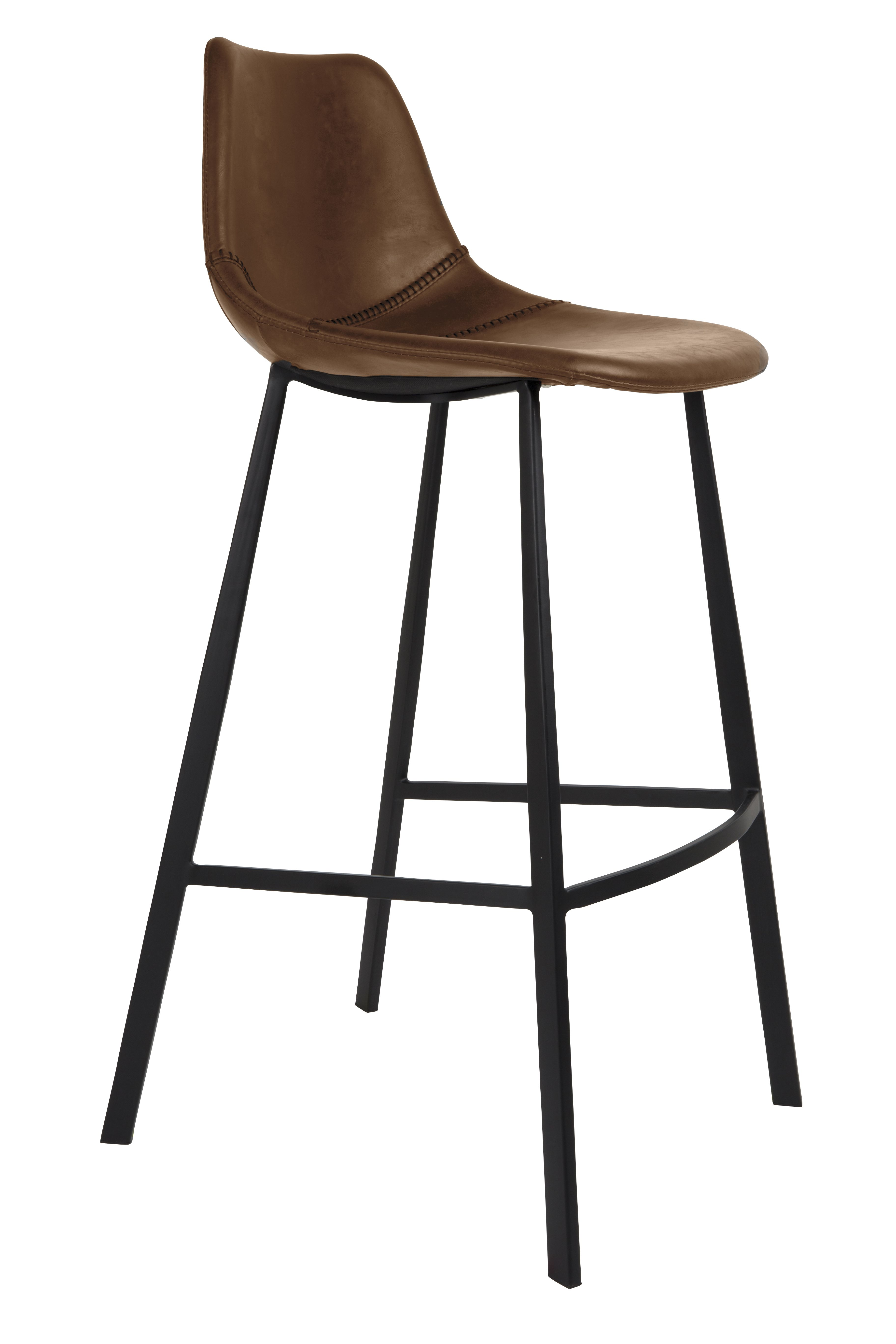 Franky barstool Brown Chairs Pinterest