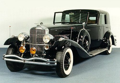 Rollston Duesenberg J Town Car 1936