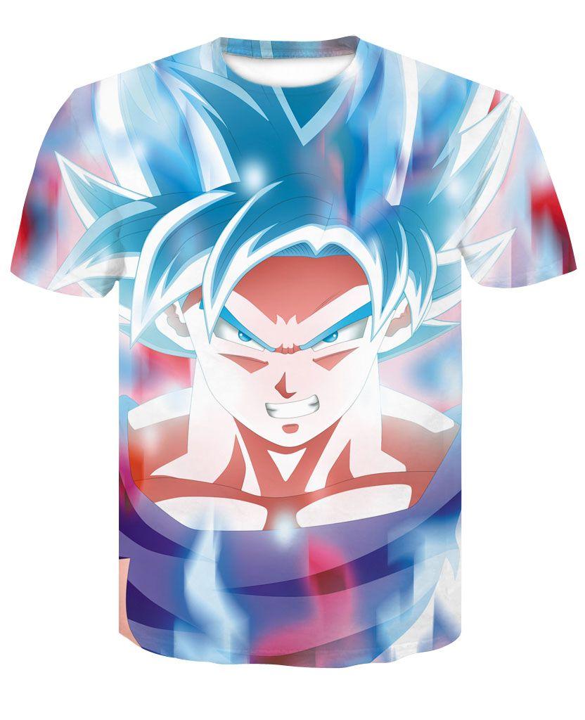 8aac5ace00 Dragon Ball Z Vegeta T Shirts Mens 3D Print Super Saiyan Goku Black Zamasu  Tee • SKAIG.COM #hotdeal #lightningdeal #today #todaysoutfit #vegeta  #vegetashirt ...