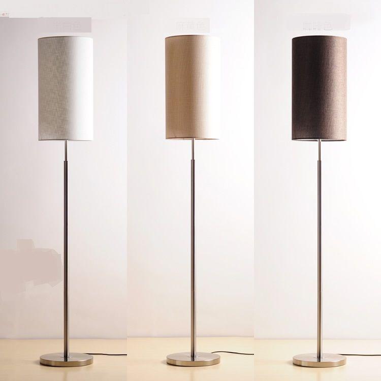 Designer Bedroom Lamps Classy Chinese Cloth Floor Lamps Modern Living Room Bedroom Bedside Lamp Inspiration