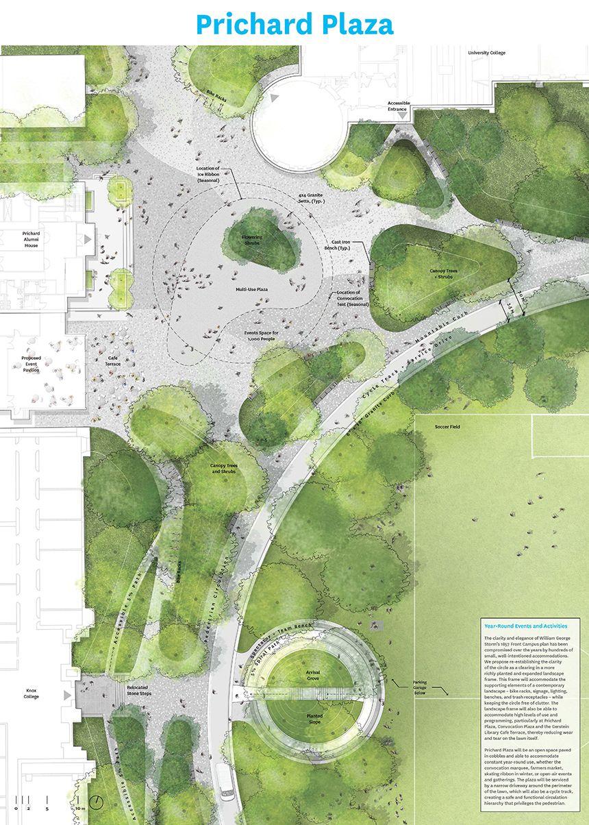 Dtah Michael Van Valkenburgh Associates Landscape Of Landmark