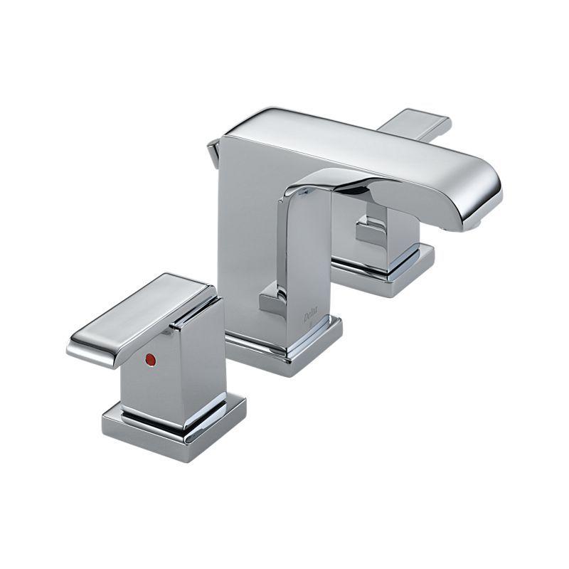 3586LF-MPU Arzo Two Handle Widespread Lavatory Faucet : Bath ...
