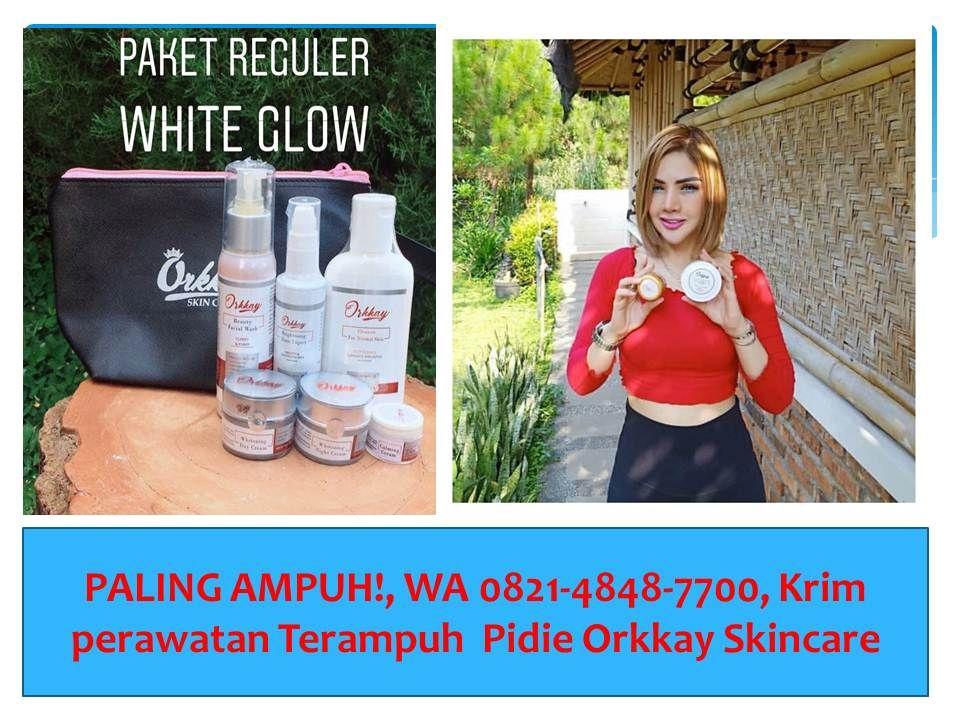 Paket Cream Wajah Untuk Jerawat Paling Ampung