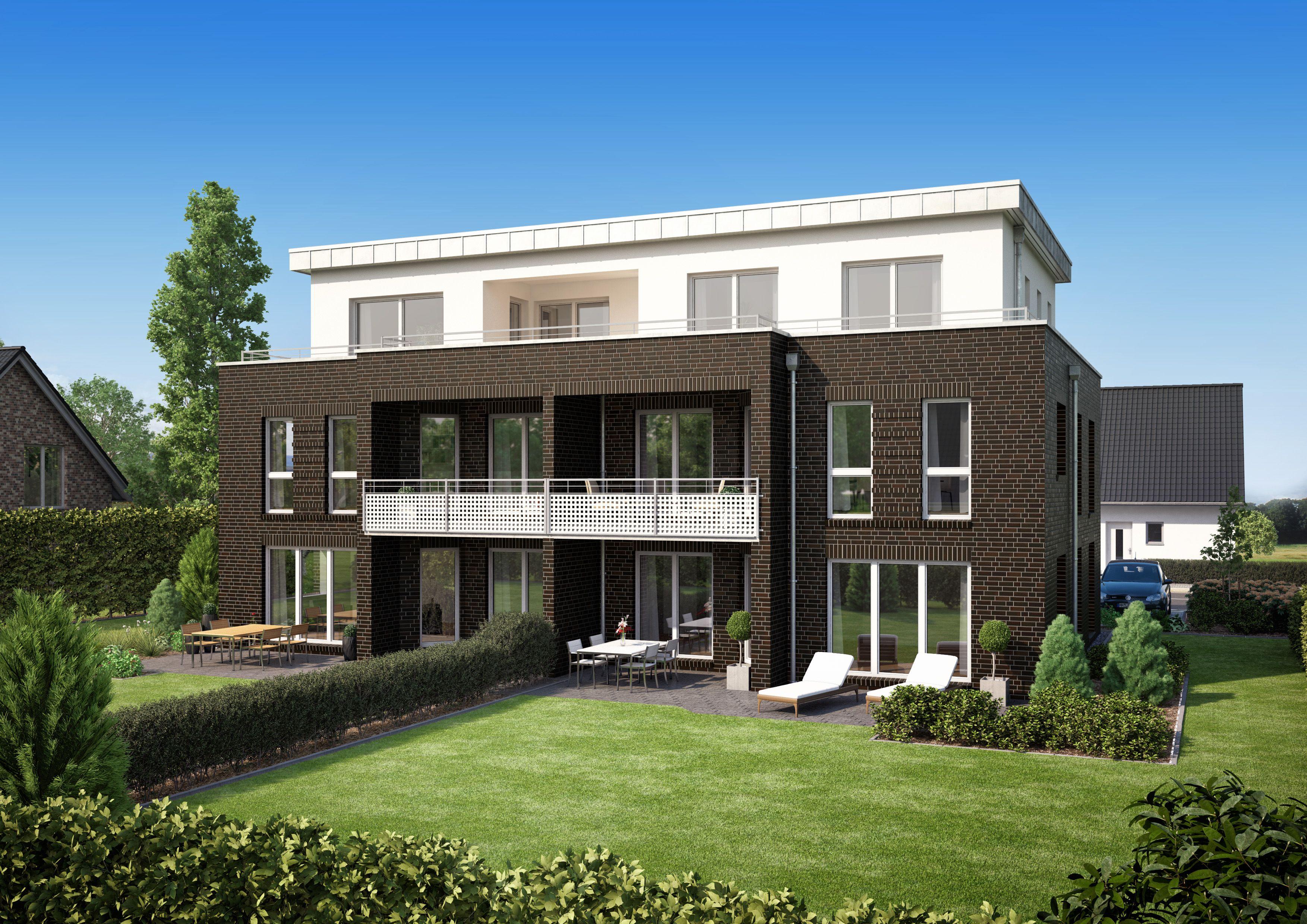 viebrockhaus mehrfamilienhaus mit f nf wohneinheiten haus pinterest viebrockhaus. Black Bedroom Furniture Sets. Home Design Ideas