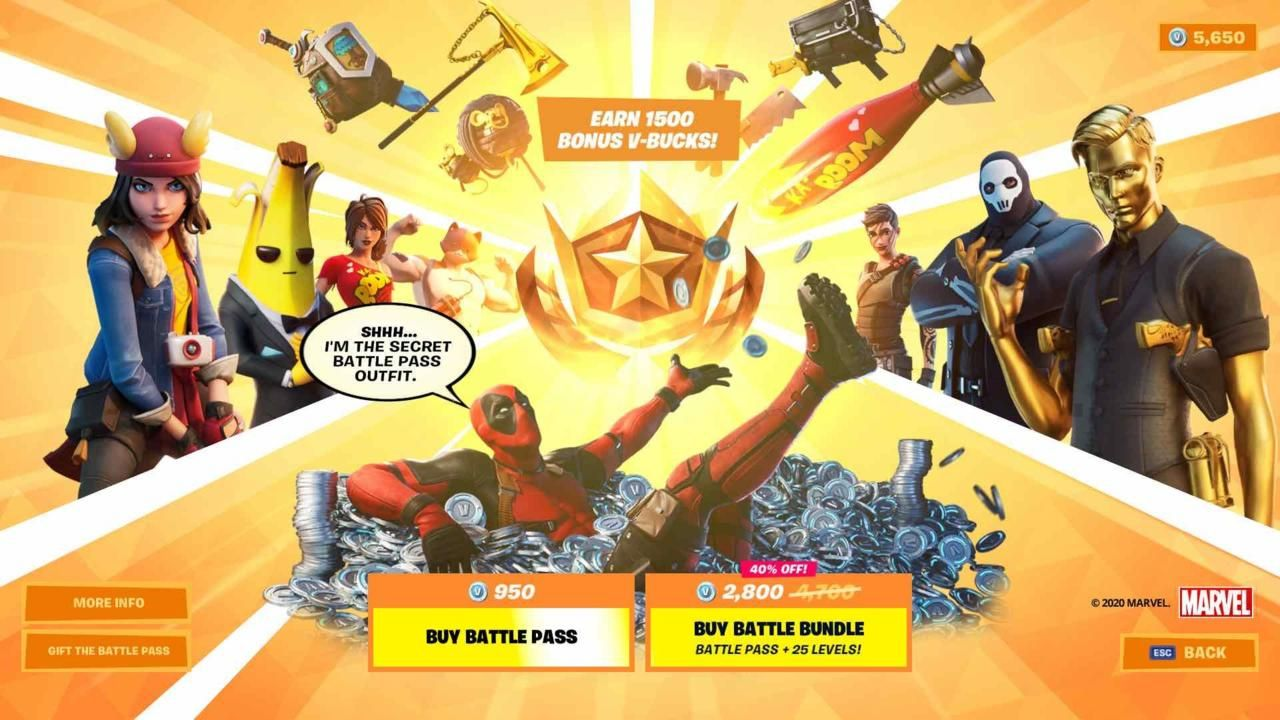 Deadpool Skin Is Fortnite Season 2 S Secret Unlock But You Can T Get It Yet Fortnite Deadpool Skin Video Game Movies The last version, which appeared in late 1997, was a jeffrey dworin i'm probably in the minority, but i liked the frontier crew cab before. fortnite deadpool skin