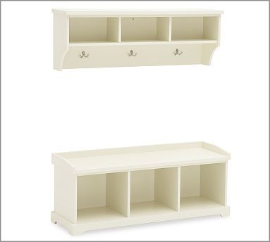 Superior Pottery Barnu0027s Storage Benches And Hallway Storage Furniture Bring Order To  Busy Entryways. Find Entryway Benches And Bring Style And Storage To The  Room.