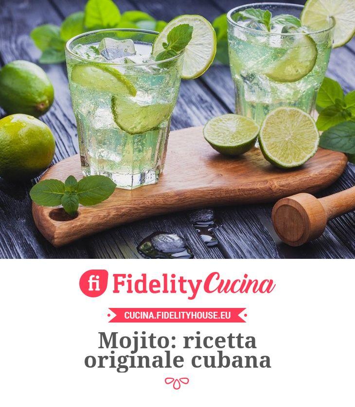 Ricetta Mojito Brocca.Pin Su Drink