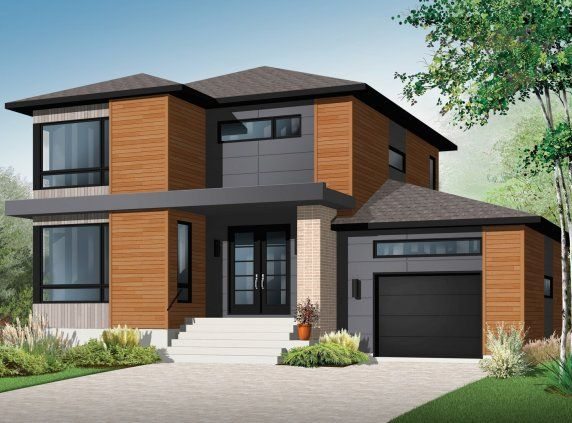 Pre-engineered home | Houses | Pinterest | House, House plans and ...