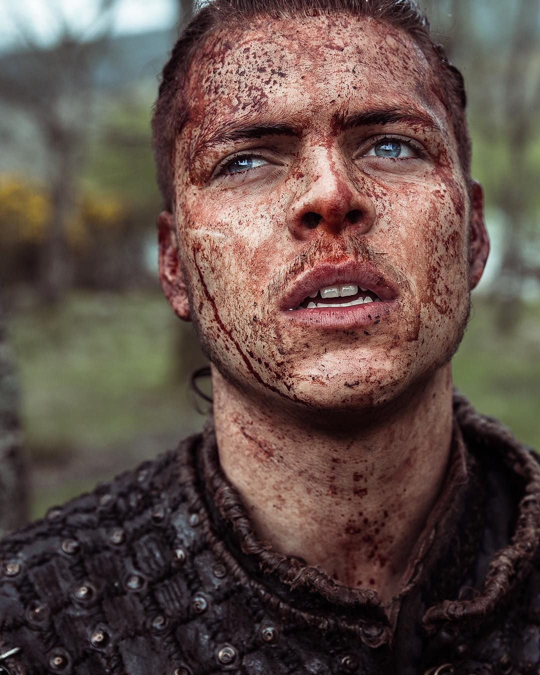 Ivar the Boneless, Alex Høgh Andersen, Vikings | Series | Pinterest ...