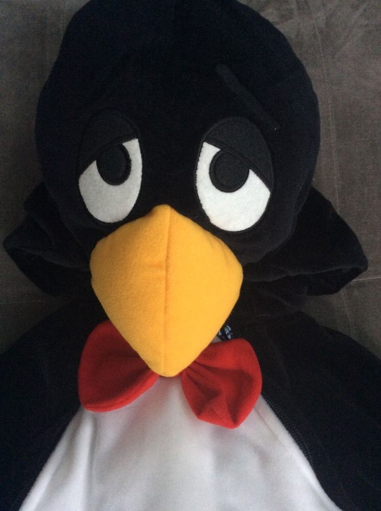 Disney Penguin Halloween Costume Wheezy Toy Story Mary Poppins 12