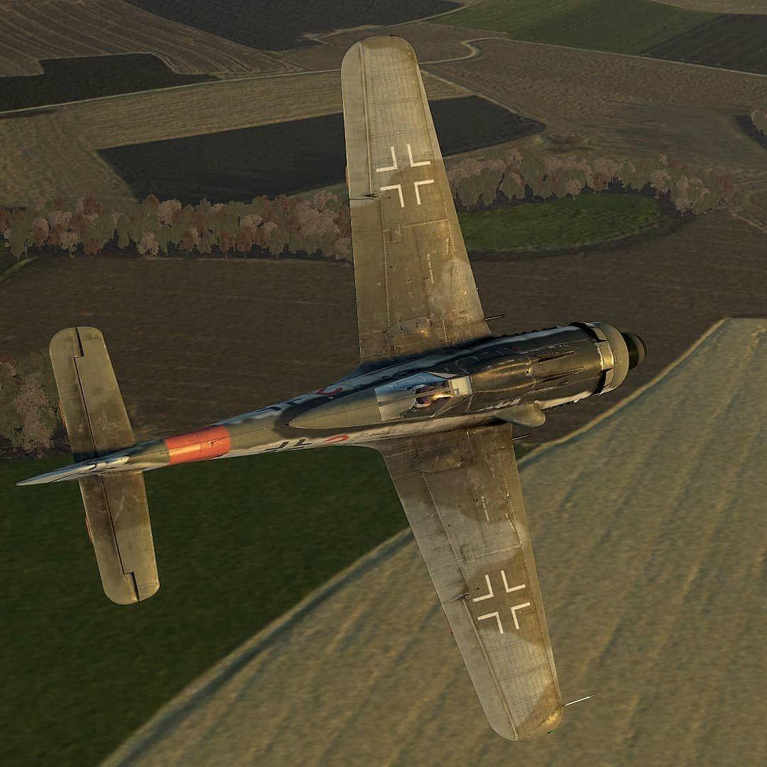 Leutnant WitzlandはInstagramを利用しています「Fw190 D9 New Update