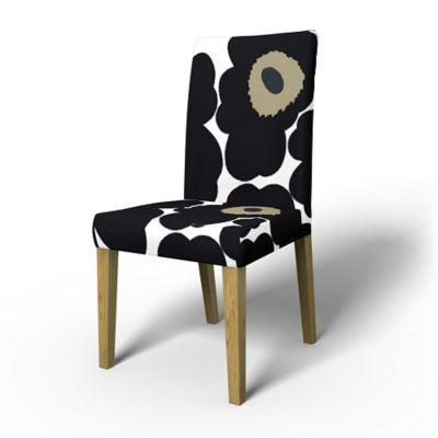henriksdal housse de chaise courte hens. Black Bedroom Furniture Sets. Home Design Ideas