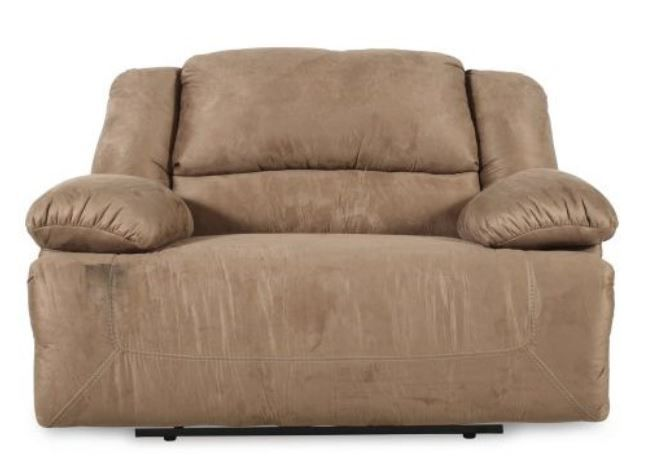 Best Big Man Recliner Chair W Ottoman Wide Seat 350 Pound 400 x 300