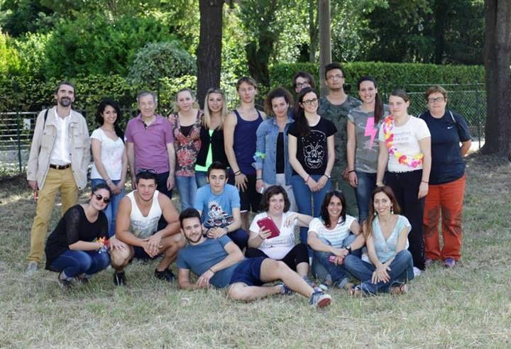 """a.s. 2013/14, classe 5A ISA Corso ordinario, Liceo artistico statale """"Stagio Stagi"""" Pietrasanta (Lu)."""