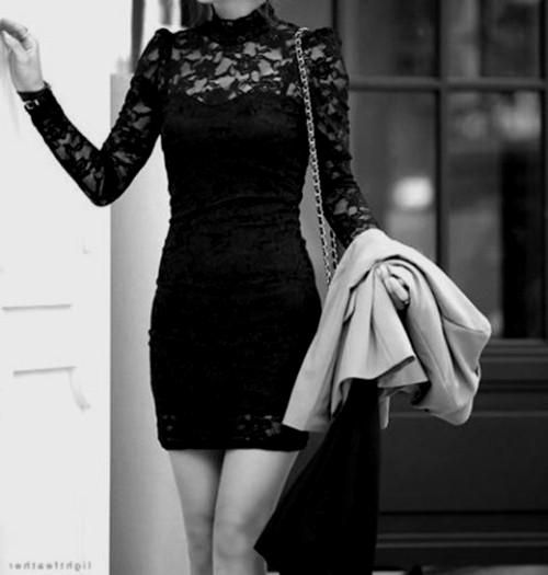 Резултат слика за little black dress tumblr | Little Black Dress ...