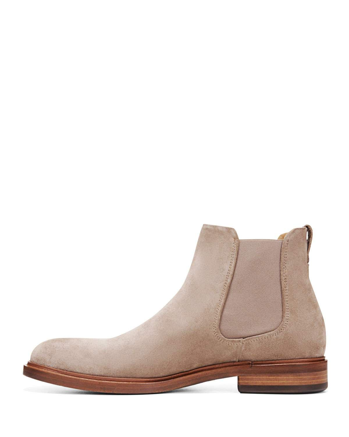ff3a618f5 Vince Men's Burroughs Suede Chelsea Boot in 2019 | Products | Suede ...
