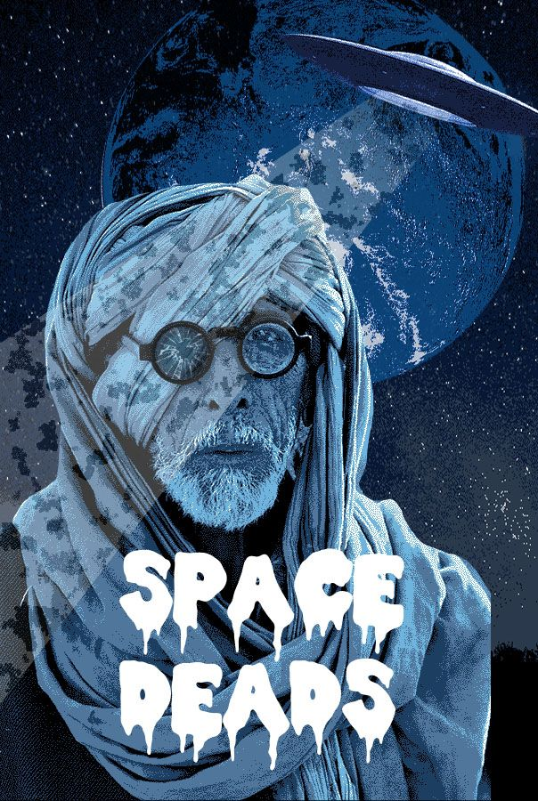 #poster #design #space #spacedeads