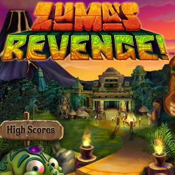 Zuma's revenge Games, Zuma deluxe, Vocabulary builder