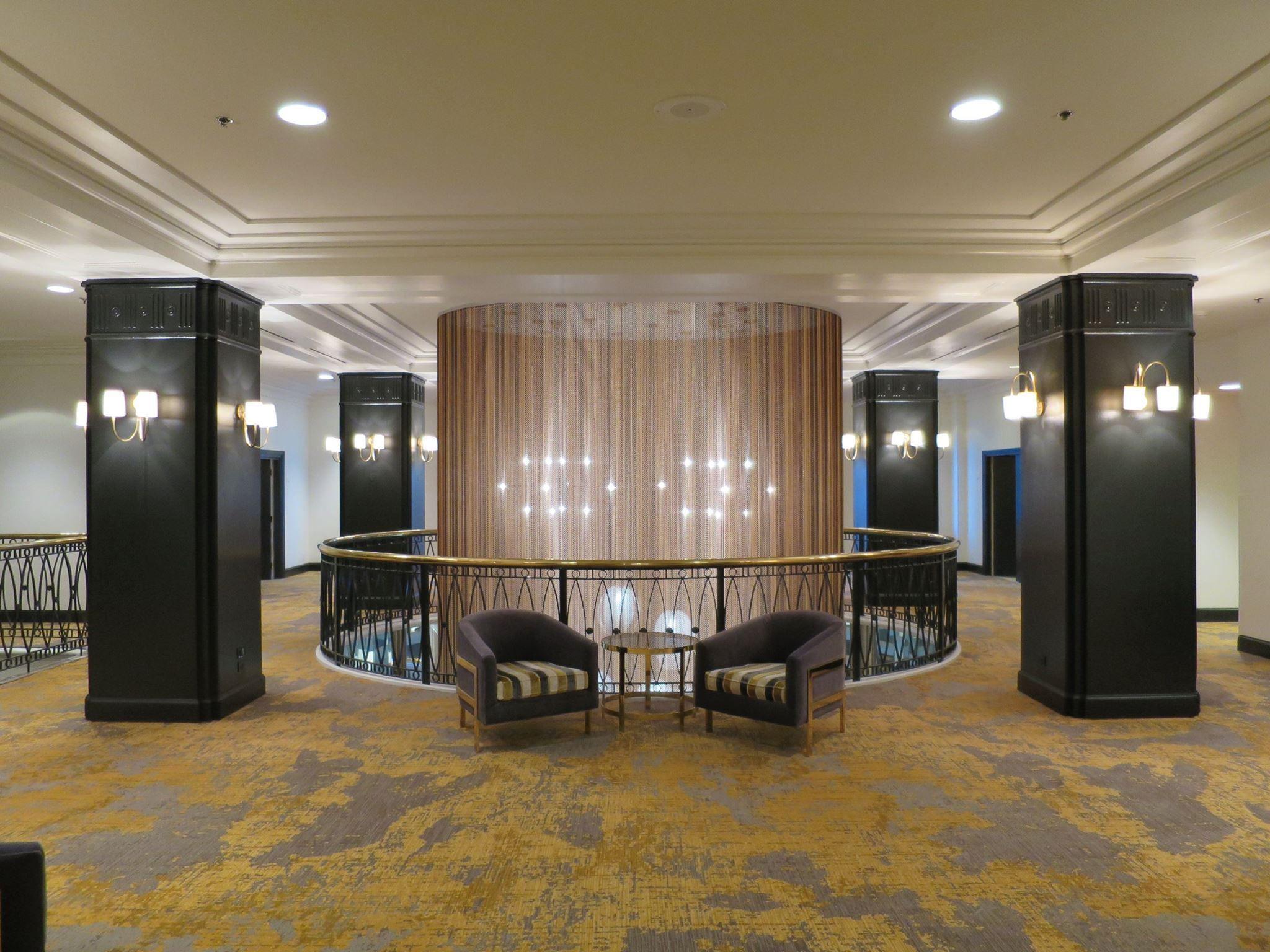 Admiral Semmes Hotel Mobile AL Designed By: Flick Mars #lighting #interior # Design