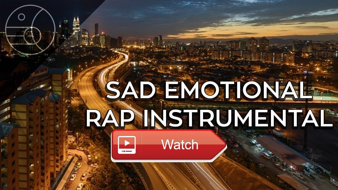 Sad Rap Beat Emotional Dreamy Hip Hop Instrumental Farewell