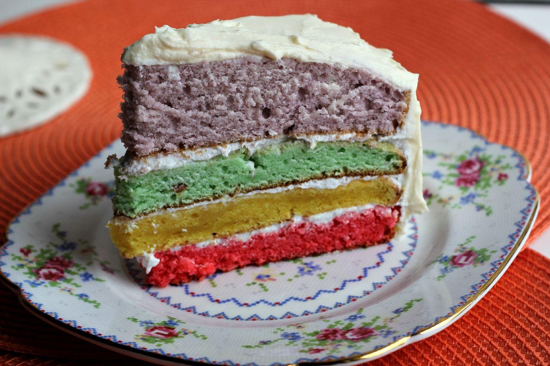 Lemon Jello Cake Recipe Poke: Added Packs Of Jello Gelatin