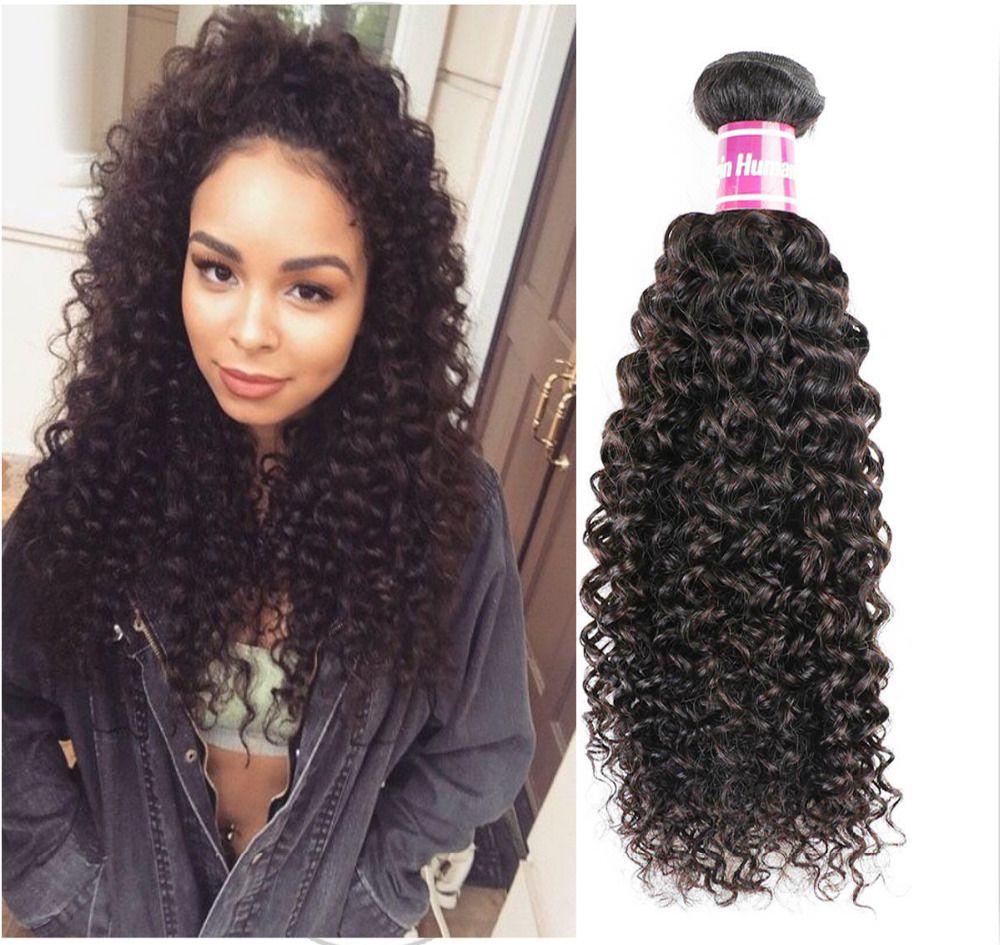 Malaysain Curly Hair Grace Hair Company Products 4 Bundles Deal