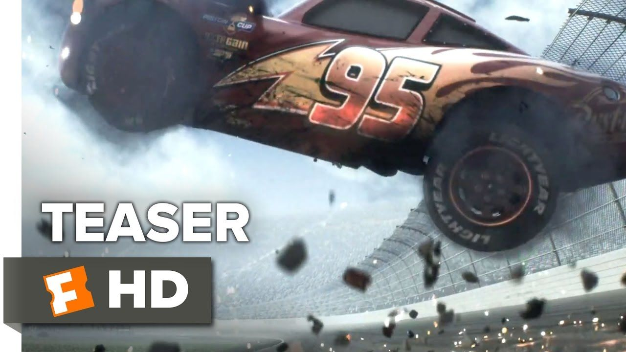 cars 3 official trailer teaser 2017 disney pixar