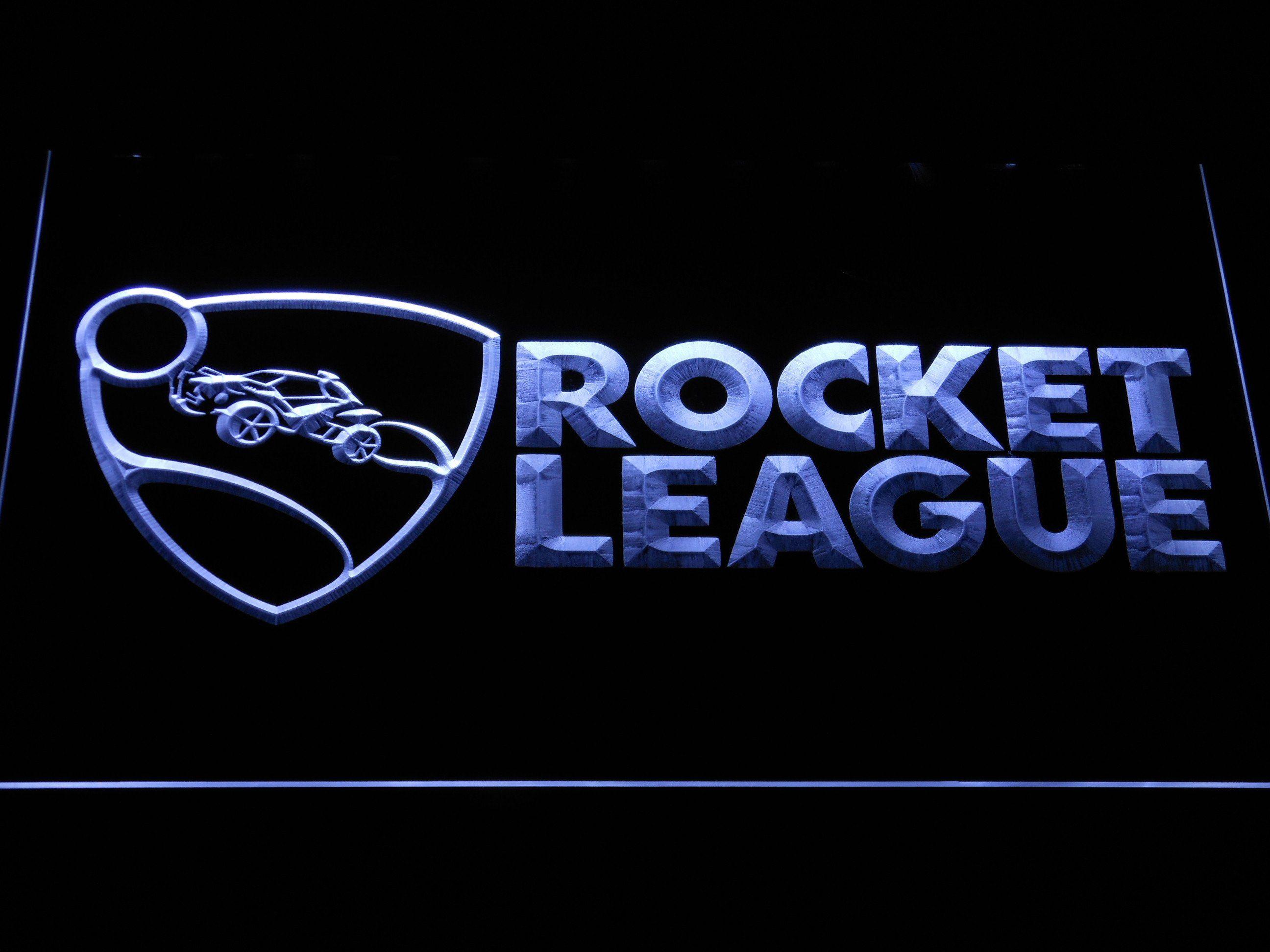 Rocket League Logo Vinyl Decal Rocket League Rocket League Logo Rocket